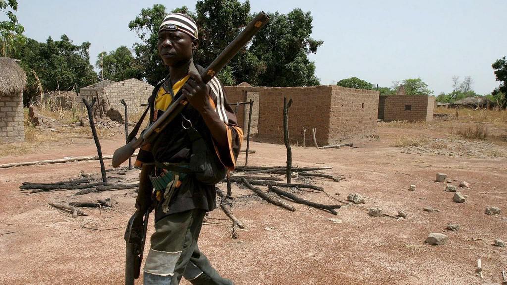 Občanské nepokoje ve Středoafrické republice