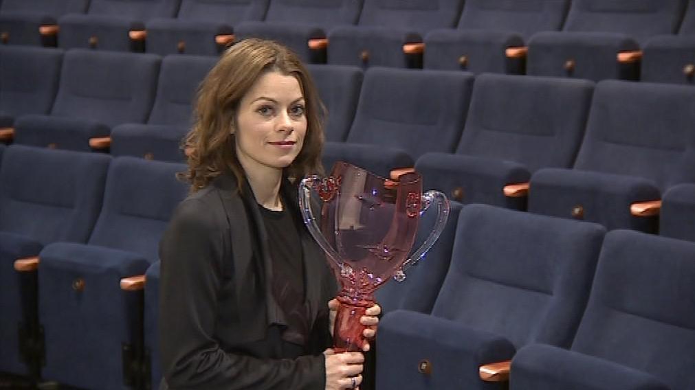 Muzikálová herečka Hana Holišová