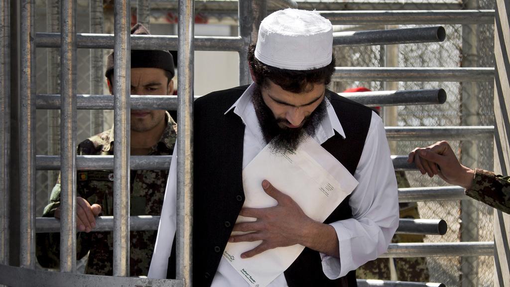 Američané předali Afgháncům věznici Bagrám