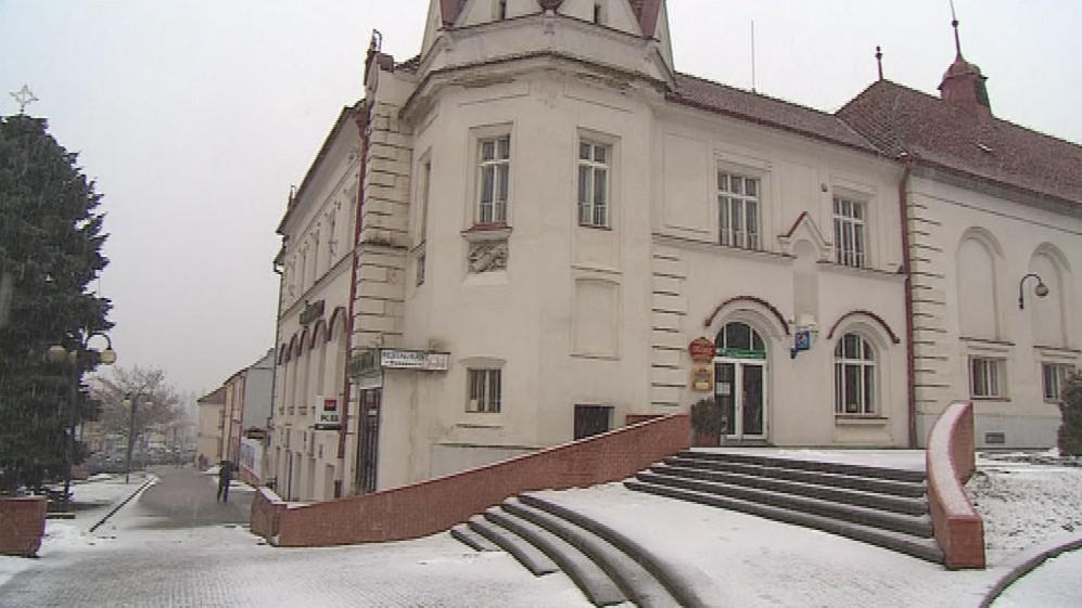 Společenský dům Bonaparte ve Slavkově