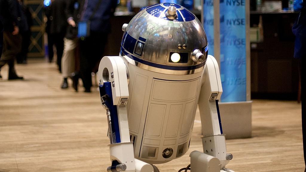R2-D2, McCallumova nejoblíbenější postava
