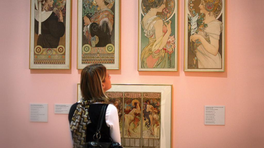 Výstava československé secese v Bratislavě