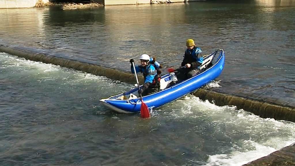 Zahájení vodácké sezony na Bečvě