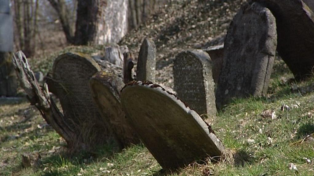Židovský hřbitov ve Švihově