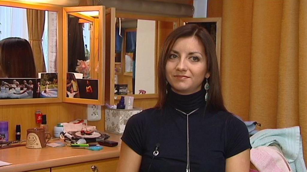 Lucie Skálová, baletka