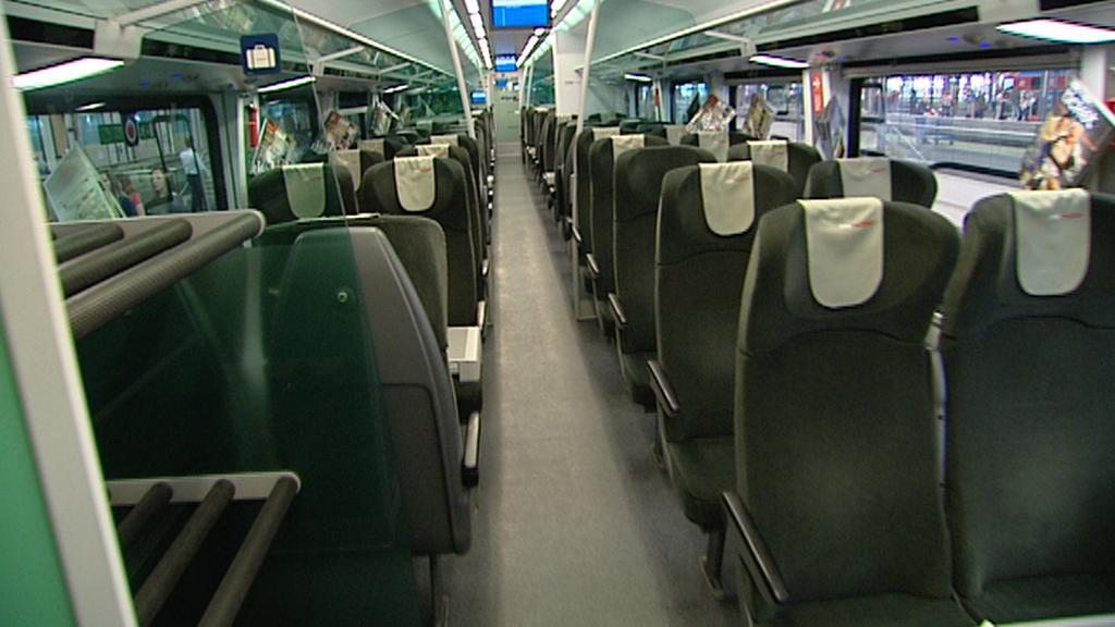 V Railjetu