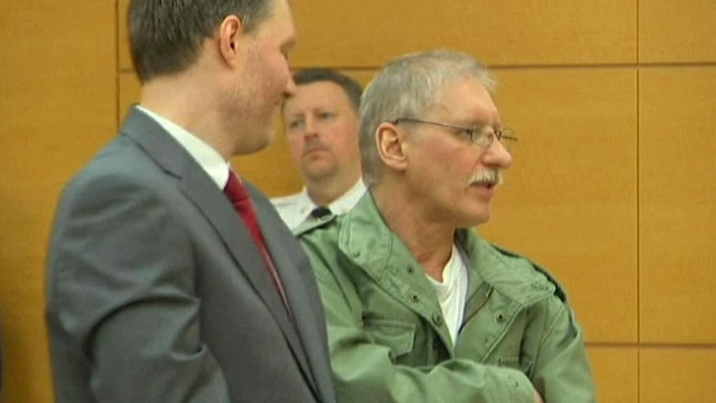 David Ranta po propuštění z vězení