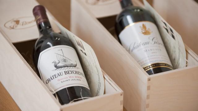 Vína z Bordeaux