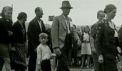Vysídlení Němců
