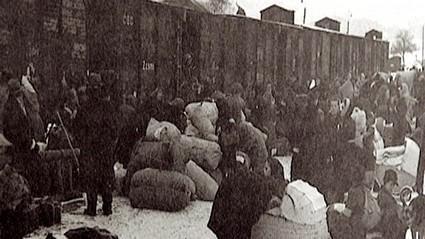 Poválečné vysídlení Němců