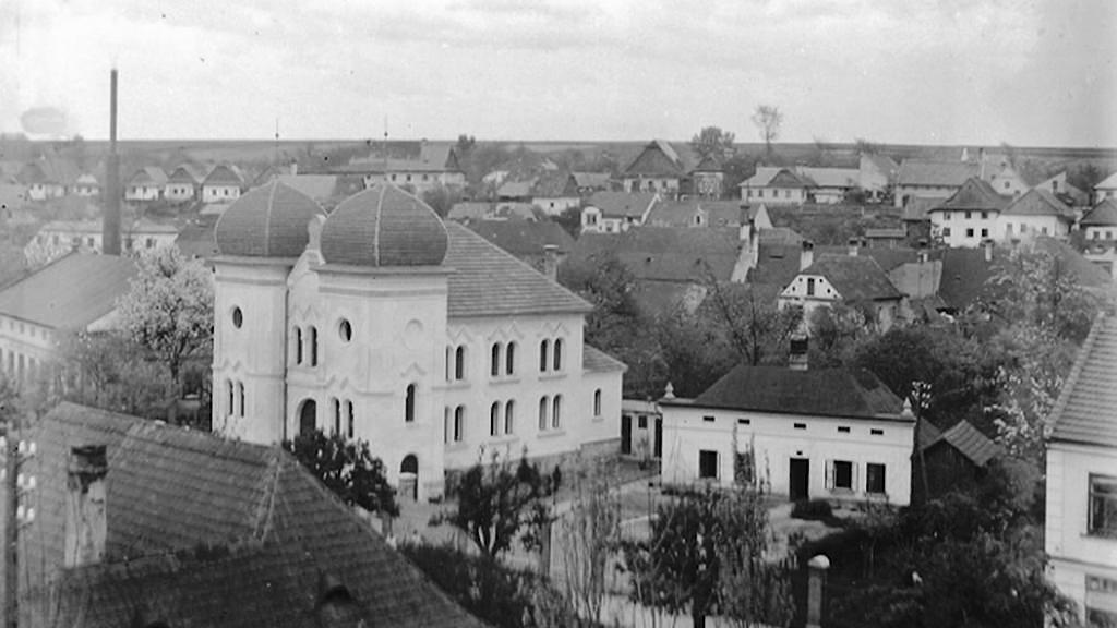 Synagoga v Litomyšli