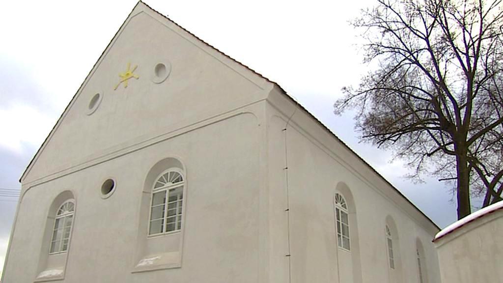 Synagoga ve Čkyni