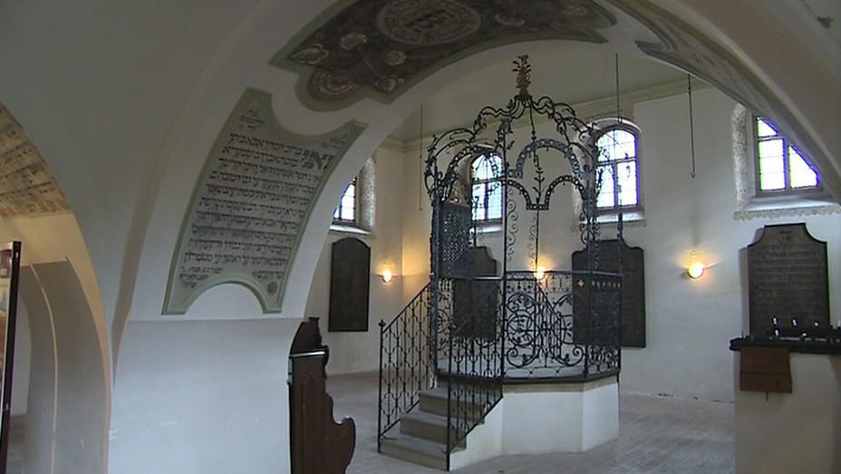 Holešovská synagoga nese jméno rabína Šacha