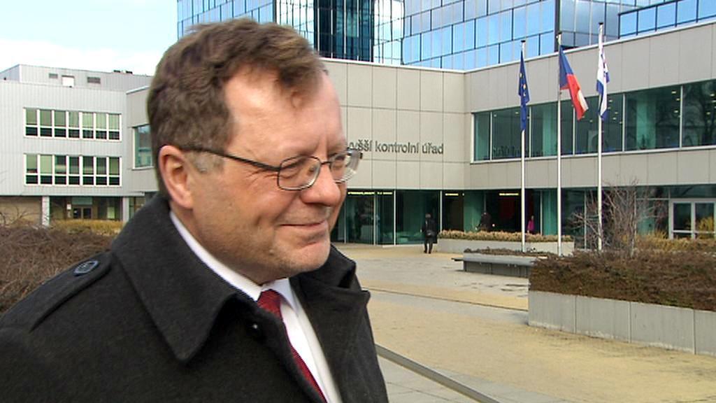 Viceprezident NKÚ Miloslav Kala