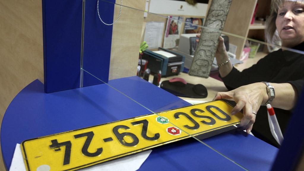 Registr vozidel