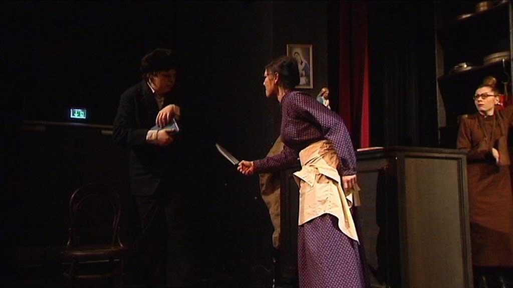 Foto z inscenace