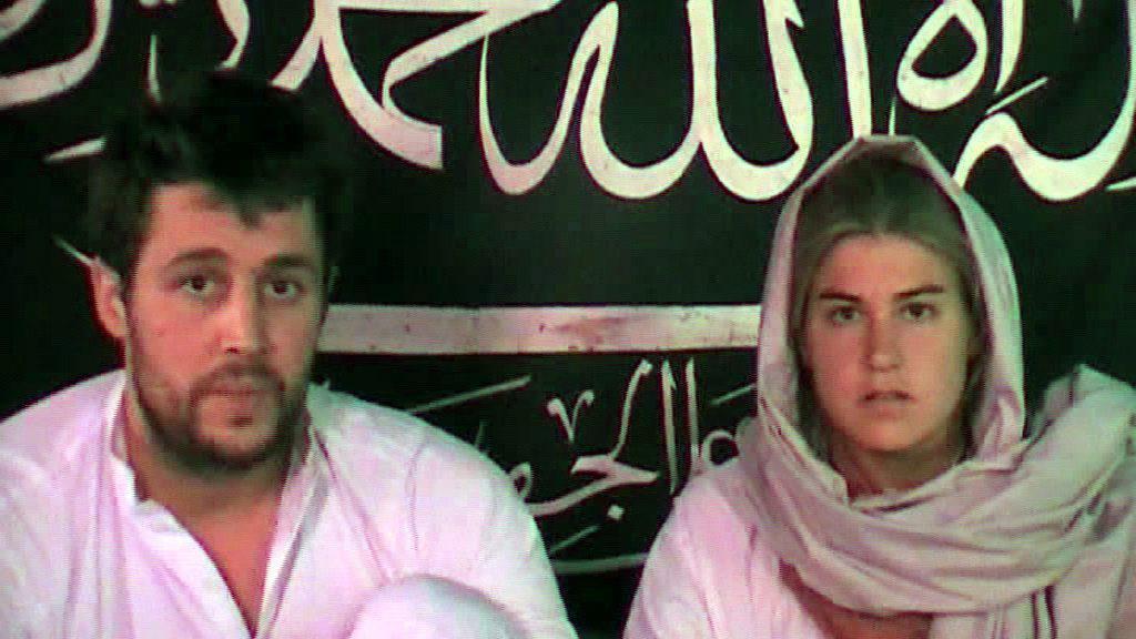 Švýcaři zadržení Talibanem