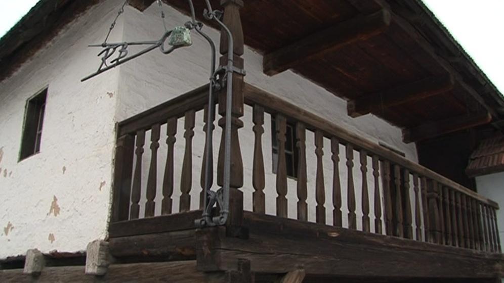 Památkově chráněný dům