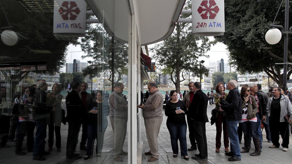 Kyperská bankovní krize