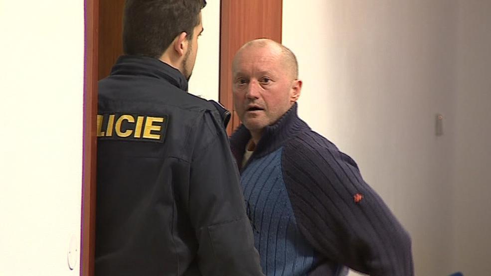 Zadržený Miroslav Kuba