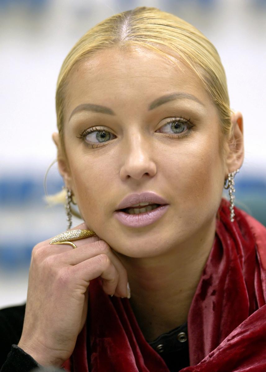 Anastasja Volčkovová