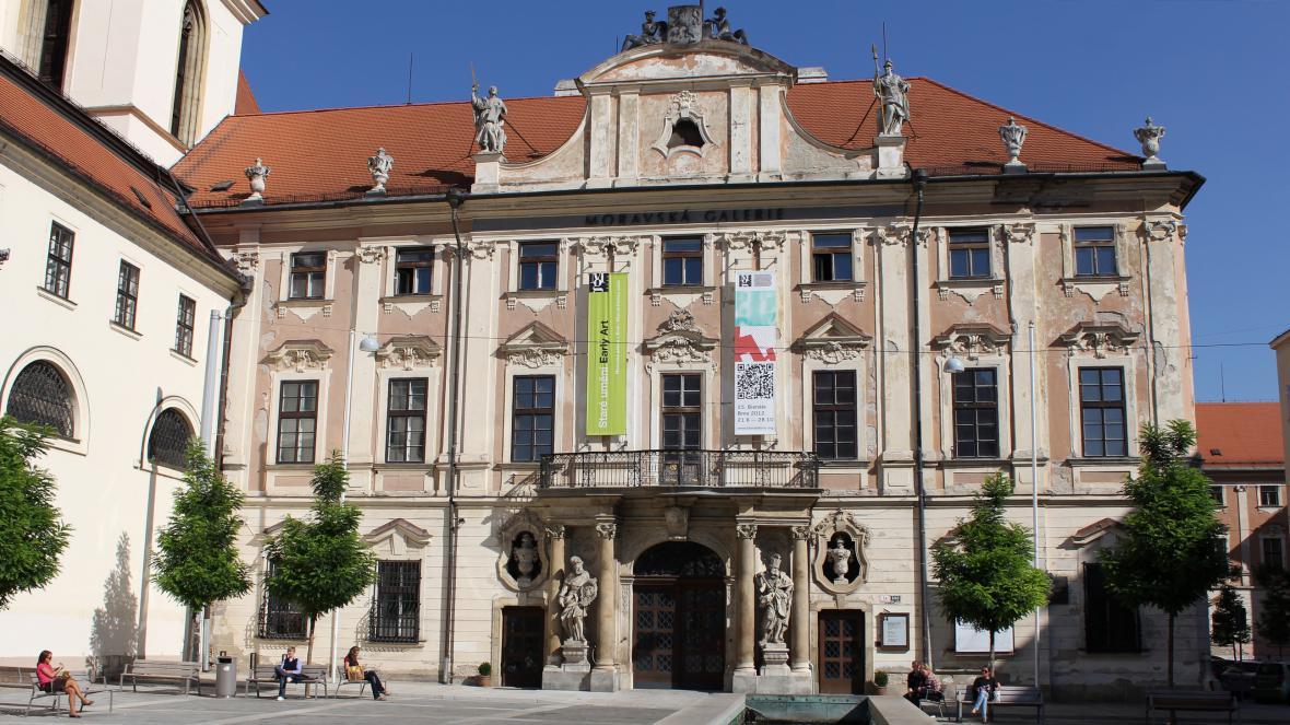 Moravská galerie v Místodržitelském paláci