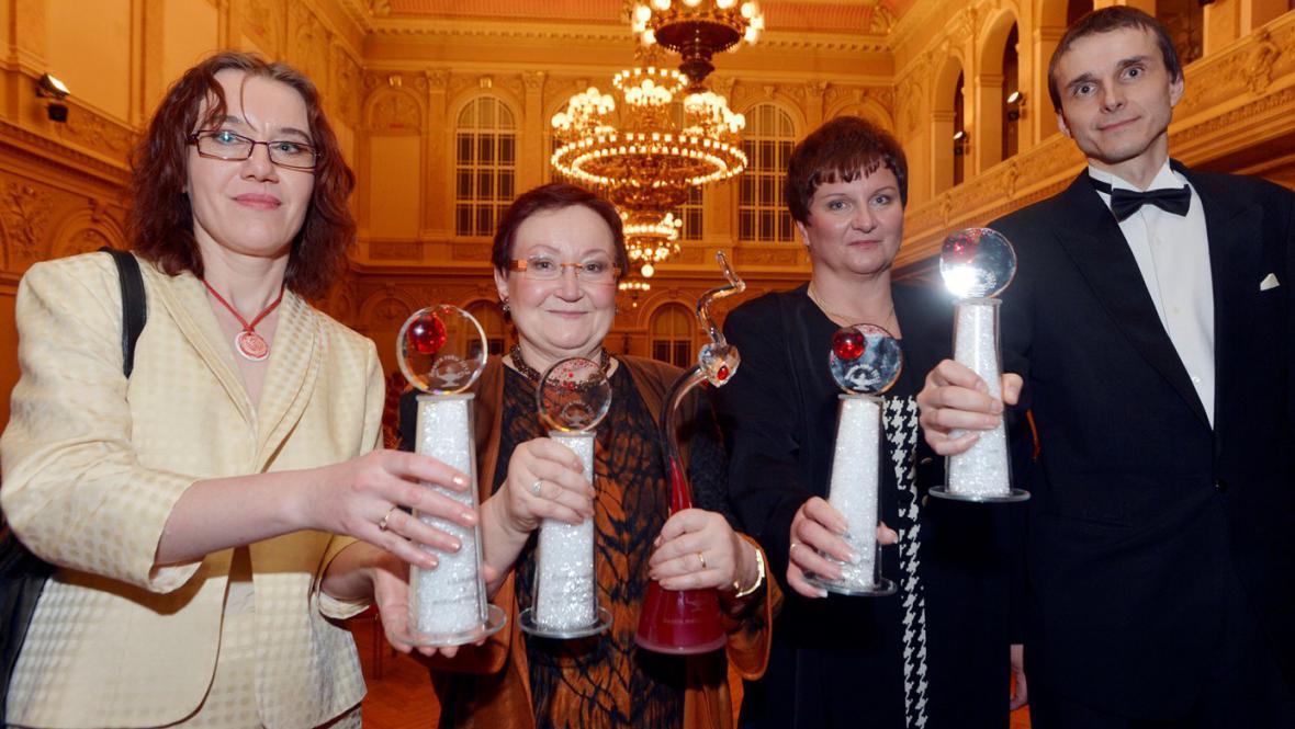 Vítězové soutěže Sestra roku
