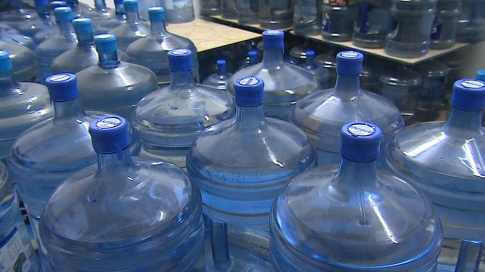 Zájem o balenou vodu od roku 2009 klesá