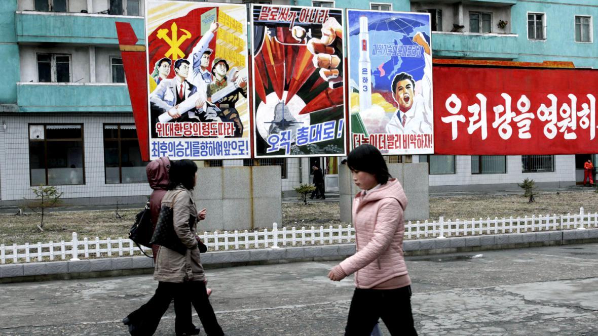 Propaganda v KLDR