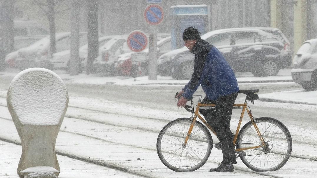 Výpadky hromadné dopravy v Brně