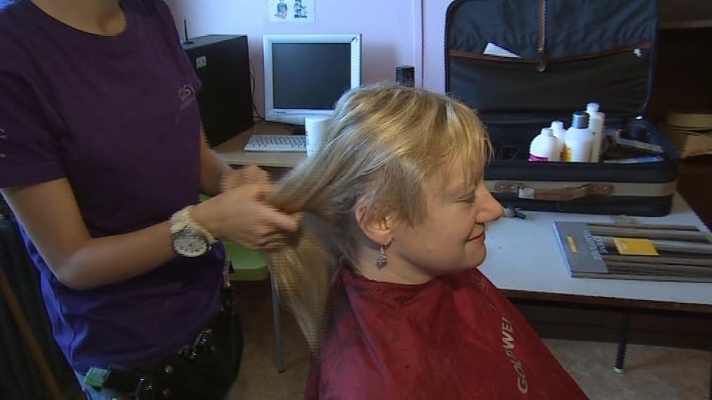 Zájem o kadeřnické služby mají hlavně ženy