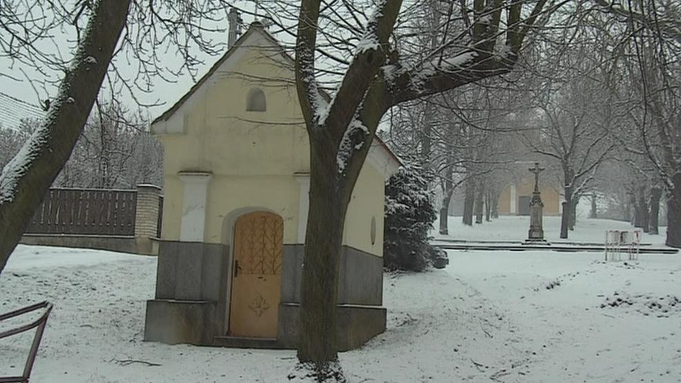 Kaplička v Němčanech