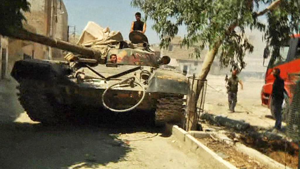 Boje o syrský Halab