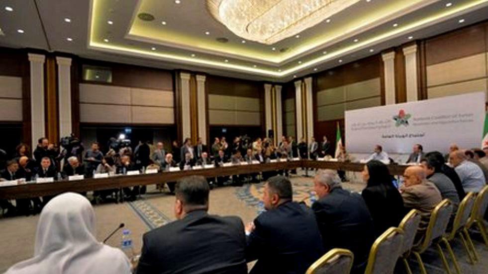 Jednání v Istanbulu