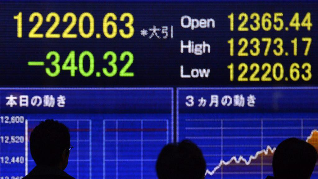 Ohlasy na tokijské burze