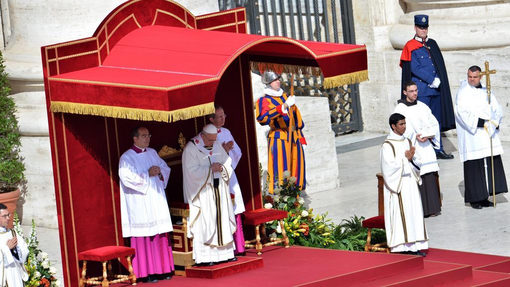 Inaugurace Františka