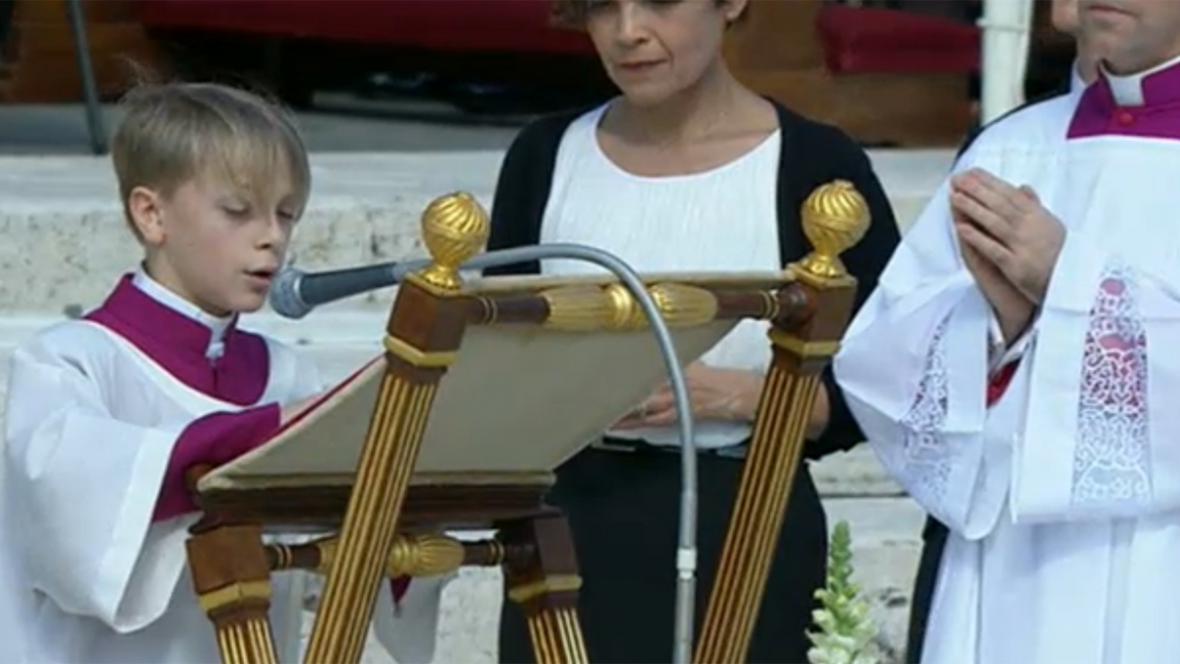 Inaugurace papeže Františka