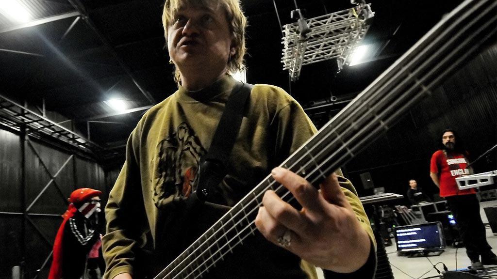 Vilém Čok a jeho struny basové