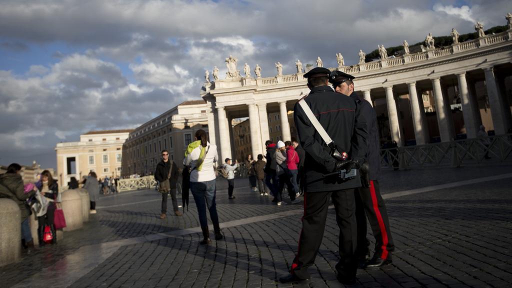 Vatikán je připraven na papežskou inauguraci