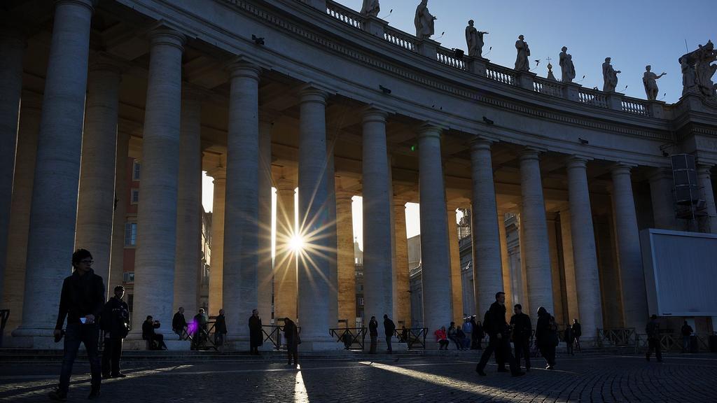 Vatikán se připravuje na intronizaci Františka