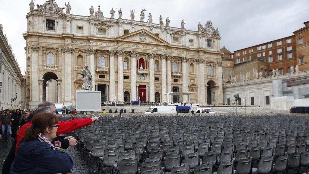 Vatikán je na inauguraci Františka připraven