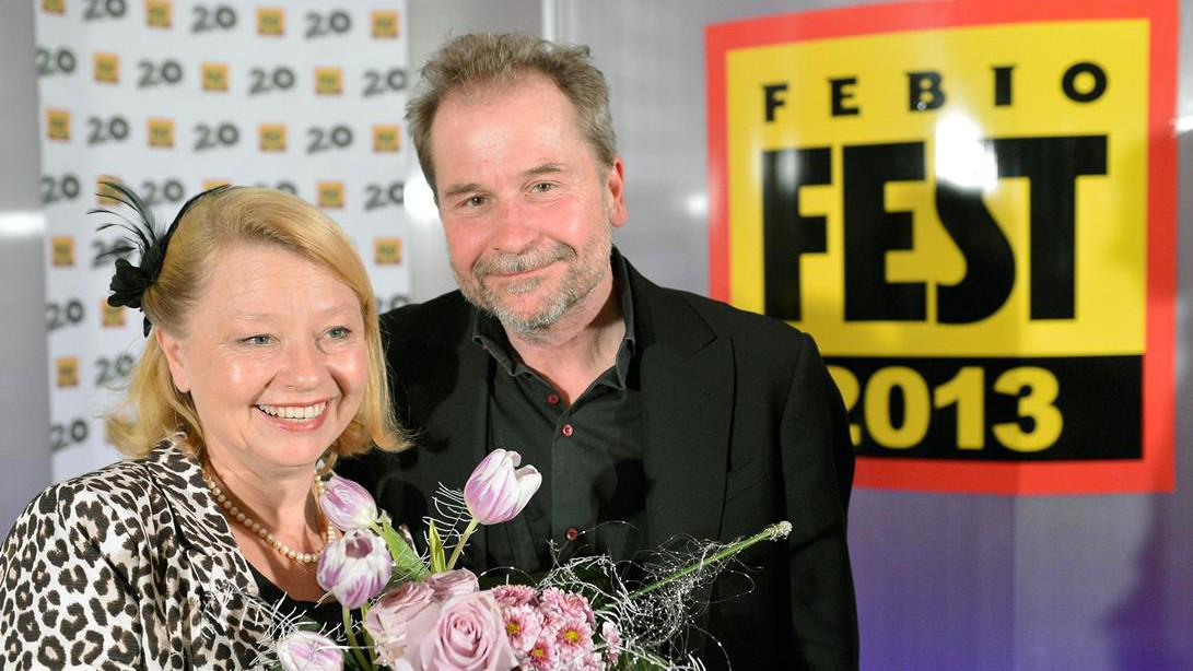 Margarete Tieselová a Ulrich Seidl