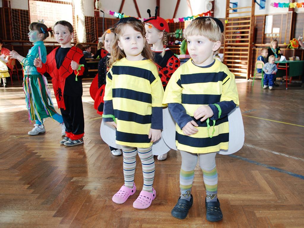 Dětský karneval v Ronově n. Doubravou