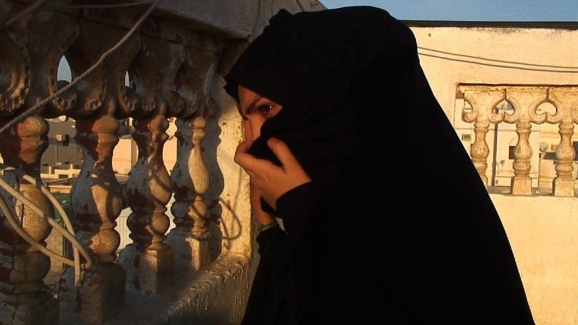 Snímek Bahrajn - vstup zakázán