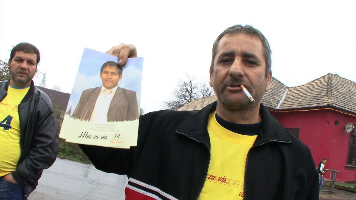 Dokument Cikáni jdou do voleb