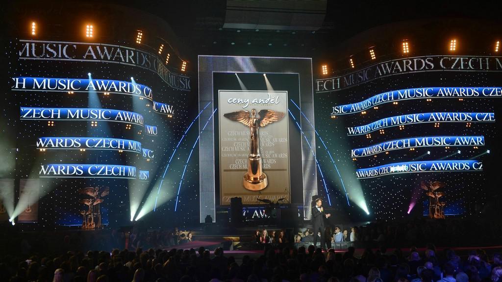 Ceny Anděl 2012