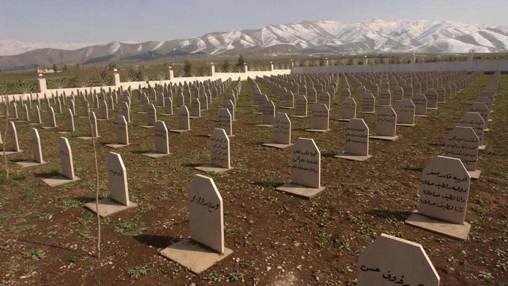 25 let po chemickém útoku na Halabdžu