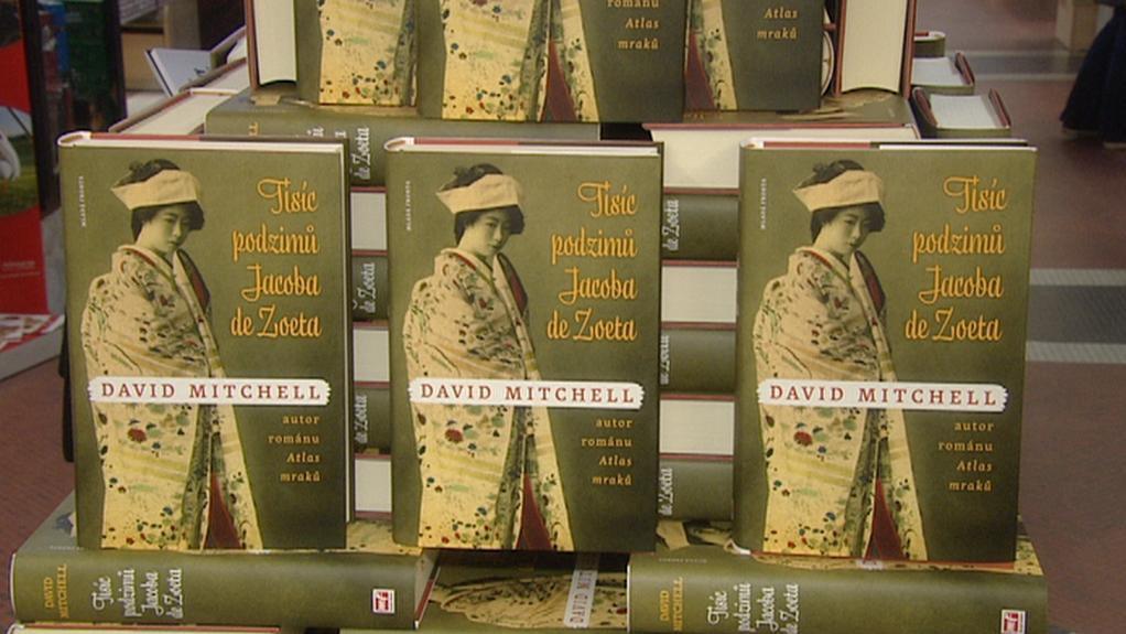 David Mitchell / Tisíc podzimů Jacoba de Zoeta