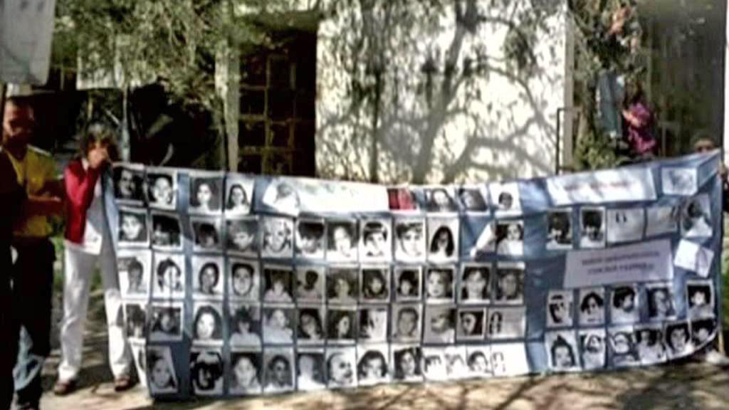 Oběti argentinské špinavé války