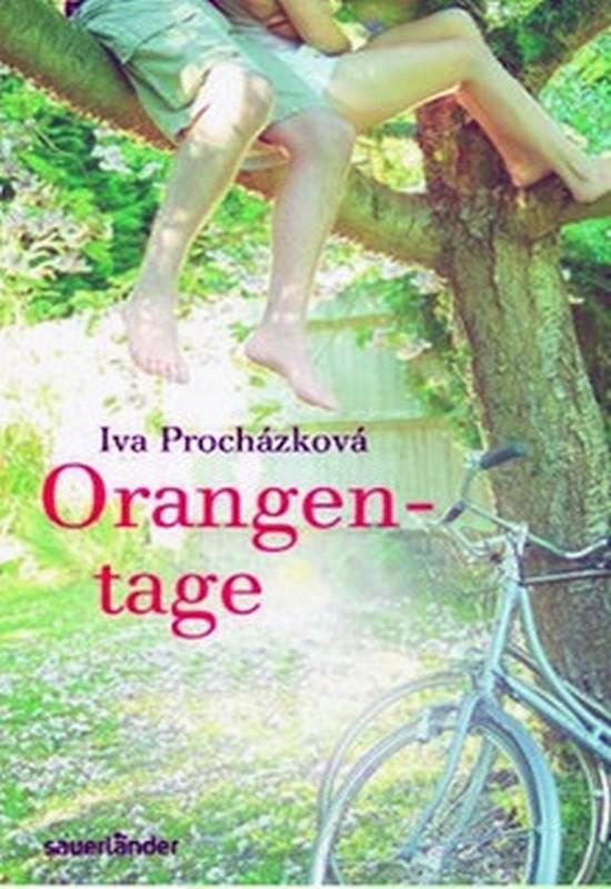 Iva Procházková - Orangentage